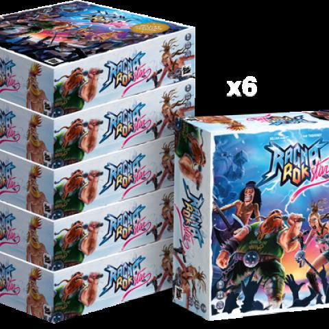 Pack revendeur 6 boites  Edition Deluxe Ragnarok Star