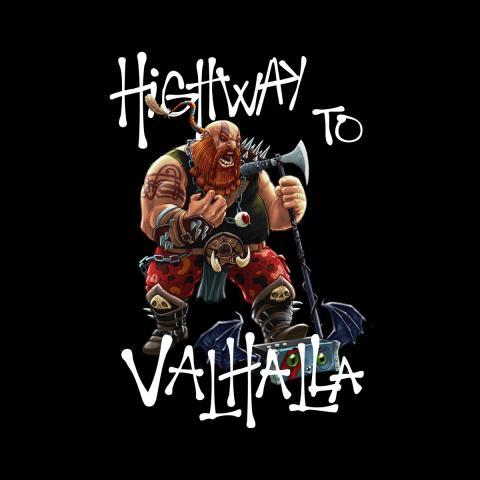 HIGHWAY TO VALHALLA - RagnaRok Star