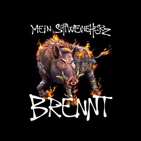 MEIN SCHWEINEHERZ BRENNT - RagnaRok Star