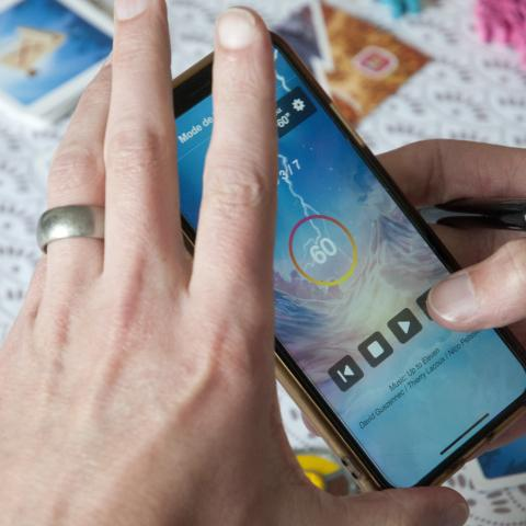 Application compagnon Android et IOS - RagnaRok Star
