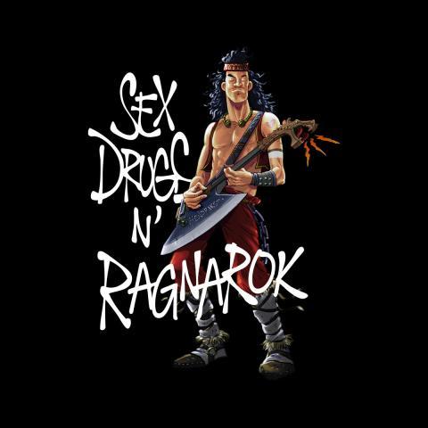 SEX DRUGS N' RAGNAROK - RagnaRok Star